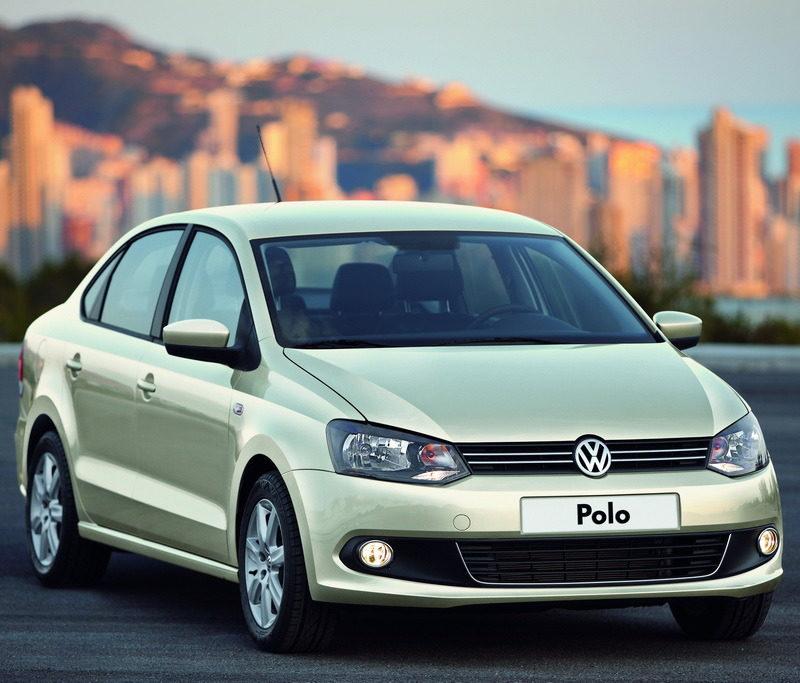VW Polo AT